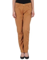 Shine Casual Pants Camel