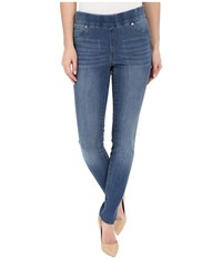 Liverpool Sienna Pull On Contour 4 Way Stretch Super Skinny Legging Jeans In Hydra Stone Blue Hydra Stone Blue Women's Jeans