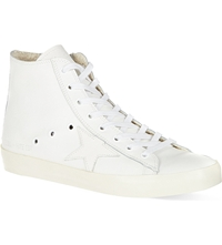 Golden Goose Francy High Tops White