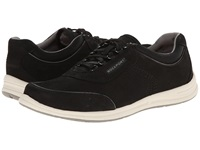 Rockport Walk Together Mudguard Black Nubuck Women's Shoes