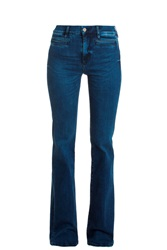 Mih Jeans Marrakesh Flared Jeans Blue