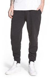 Alternative Apparel Men's Alternative 'Dodgeball' Eco Fleece Sweatpants Eco True Black