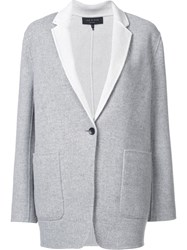 Rag And Bone 'Mica' Blazer Grey