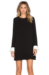 Essentiel Kale Dress Black