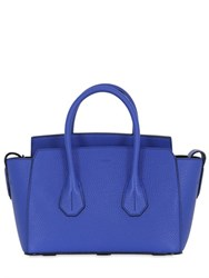 Bally Small Sommet Pebbled Leather Bag
