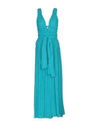 Forever Unique Dresses Long Dresses Women Turquoise