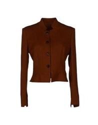 Fendi Blazers Brown