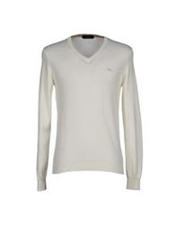 Harmont And Blaine Sweaters Ivory