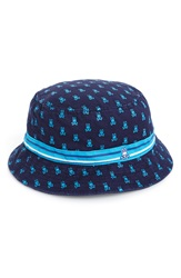 Psycho Bunny 'Hopped Up' Bucket Hat Helium Reef