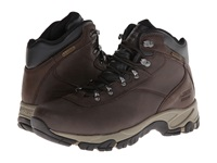Hi Tec Altitude V I Wp Dark Chocolate Light Taupe Black Men's Hiking Boots Gray