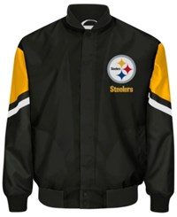G3 Sports Men's Pittsburgh Steelers Real Hype Jacket
