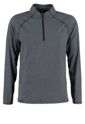 Asics Long Sleeved Top Performance Black Heather