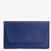 Matt And Nat Blue Dwell Daisy Clutch