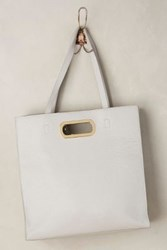 Anthropologie Takeout Tote Grey