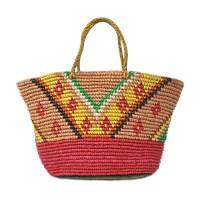 Sensi Studio Tribal Oval Base Maxi Bag