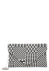 S.Oliver Clutch White Black