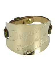 Dsquared2 Bracelets Military Green