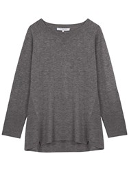 Gerard Darel Woody Jumper Grey