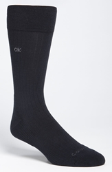 Calvin Klein 'Ultra Fit' Socks Navy
