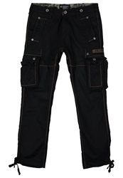 Alpha Industries Tough Cargo Trousers Black