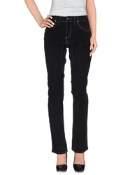 Jaggy Jeans Black