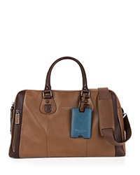 Ted Baker Merando Two Tone Leather Document Bag