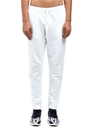 Aiezen Soft Cotton Jogging Pant White