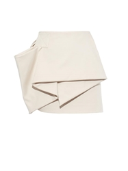 Marc By Marc Jacobs Origami Tailored Mini Skirt