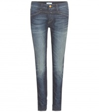 Closed Cut Off Star Jeans Blue