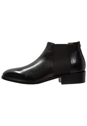 Buttero Parigi Ankle Boots Nero Black
