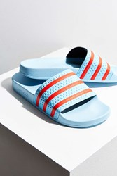 Adidas Blush Blue Adilette Pool Slide Sky