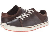 Rockport Path To Greatness Lace To Toe Brown Men's Lace Up Casual Shoes