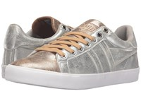 Gola Orchid Super Metallic Silver Gold Women's Shoes