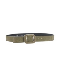 Compagnia Italiana Belts Military Green