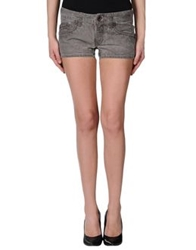 Rare Ra Re Denim Shorts Dark Brown