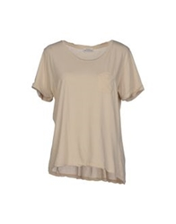 Authentic Original Vintage Style T Shirts Beige