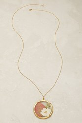 Catherine Weitzman Meadowsweet Necklace Pink