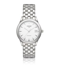 Longines Flagship Watch Unisex Silver