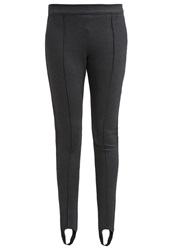 Bzr Kinsley Leggings Anthrazit Anthracite