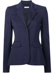 Altuzarra Two Button Blazer Blue