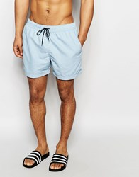 Selected Homme Classic Swim Shorts Blue