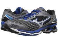 Mizuno Wave Creation 18 Steel Gray Skydiver Silver Men's Running Shoes
