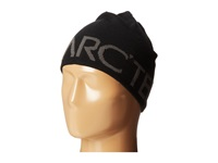 Arc'teryx Word Head Toque Black Iron Anvil Beanies