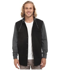 Rip Curl Skillman Jacket Black Men's Coat
