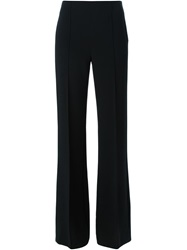Agnona Wide Leg Trousers Black