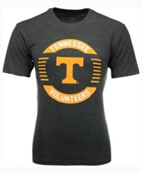 Colosseum Men's Tennessee Volunteers Circle Logo T Shirt Gray