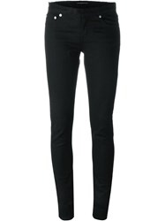 Saint Laurent Skinny Jeans Black