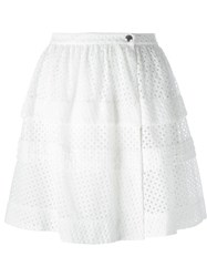 Iro 'Gaetane' Skirt White