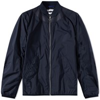 Over All Master Cloth Oamc Ring Jacket Blue