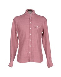 Tonello Shirts Shirts Men Garnet